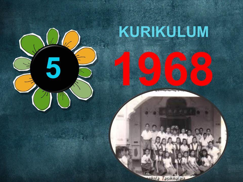 KELEMAHAN KURIKULUM 1964 1.Kurikulum ini dipergunakan hanya pada tingkat sekolah dasar dan belum mencakup sekolah lanjutan dan perguruan tinggi. 2.Dal