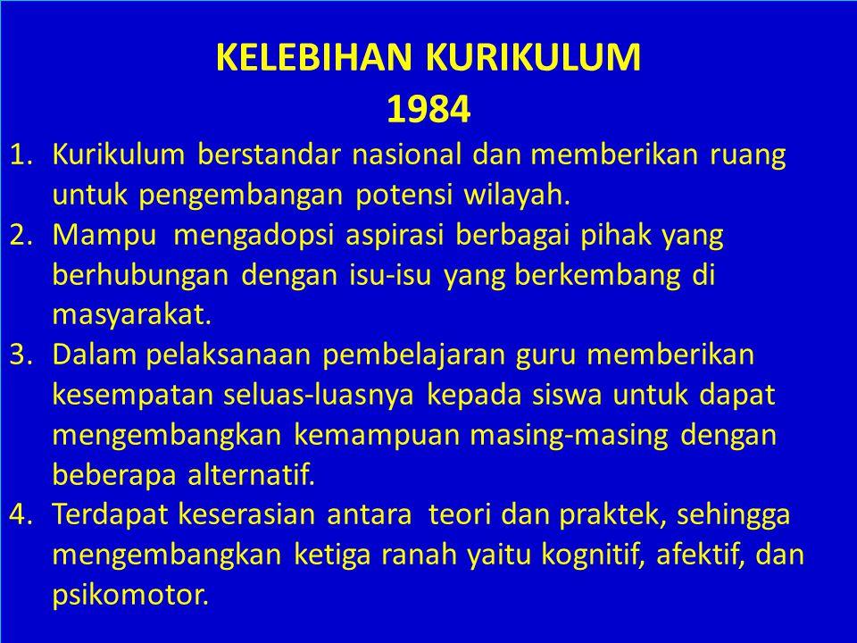 KURIKULUM 8 1994