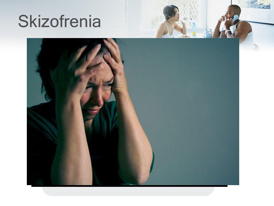 Ketidakseimbangan zat kimia yang terdapat di dalam otak manusia Skizofrenia Skizofrenia adalah penyakit gangguan jiwa yang ditandai dengan adanya halu