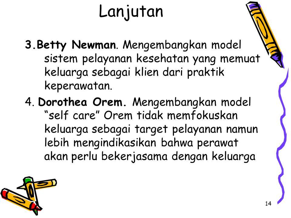 14 Lanjutan 3.Betty Newman.