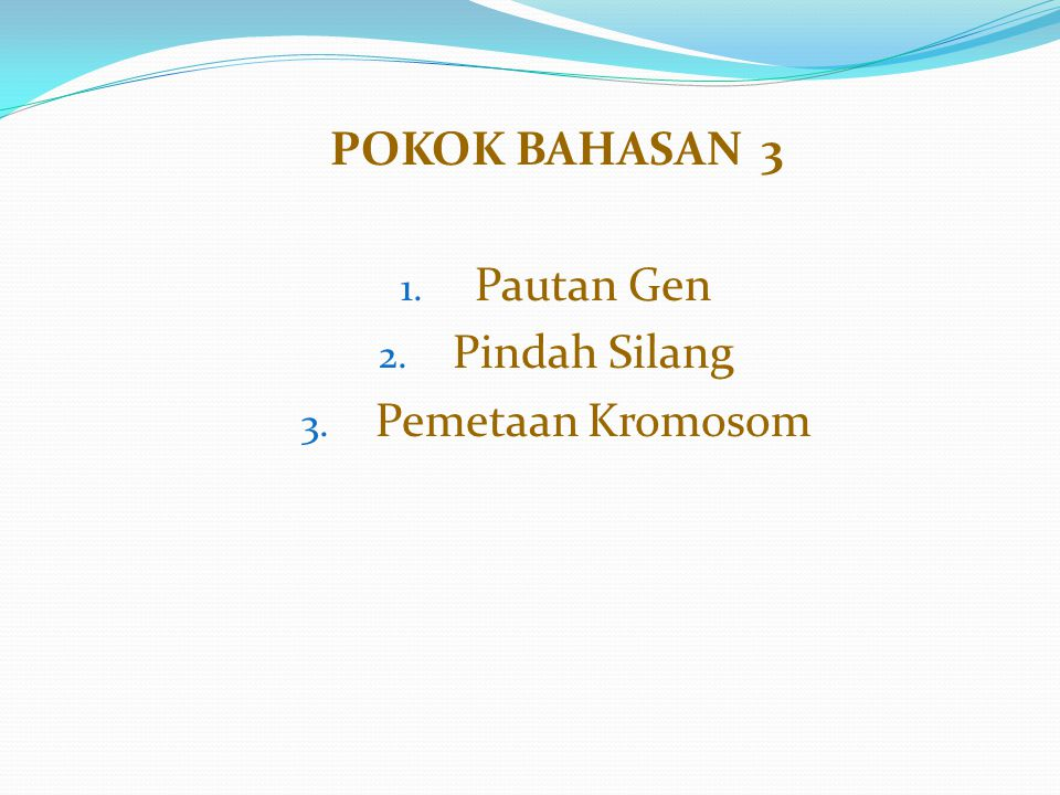 Recombination Occurs Less Frequently Between Closely Linked Genes Physical crossing over is a normal meiosis event Crossing-over  pertukaran segmen dari kromatid-kromatid bukan non-sister kromatid dari sepasang kromosom homolog The term used to describe crossing over is recombination Recombination can occur between any two genes on a chromosome The farther apart the two genes the more crossing over