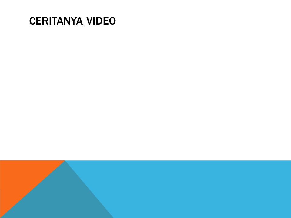 CERITANYA VIDEO