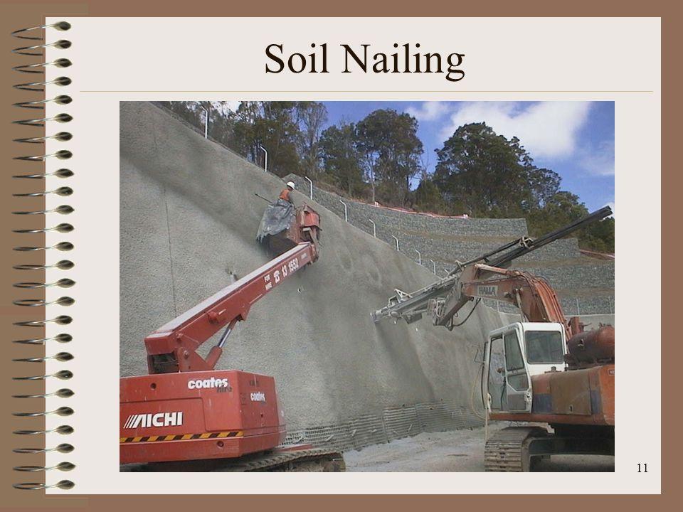 11 Soil Nailing