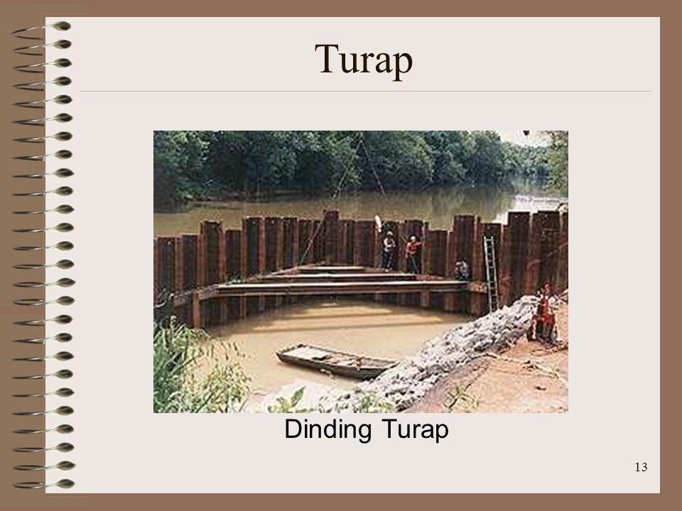 13 Turap Dinding Turap