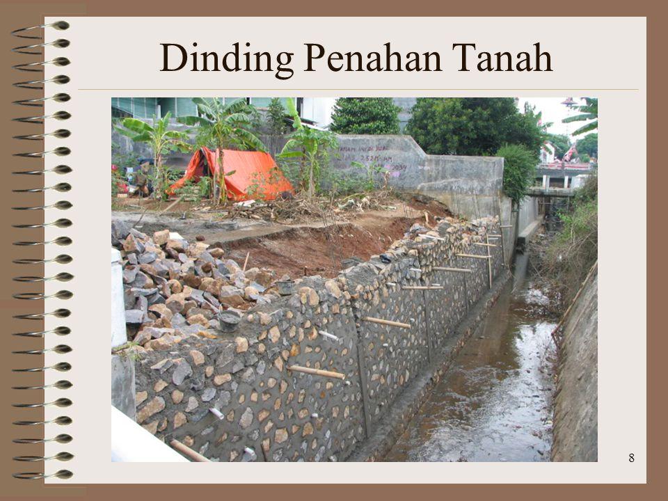 8 Dinding Penahan Tanah