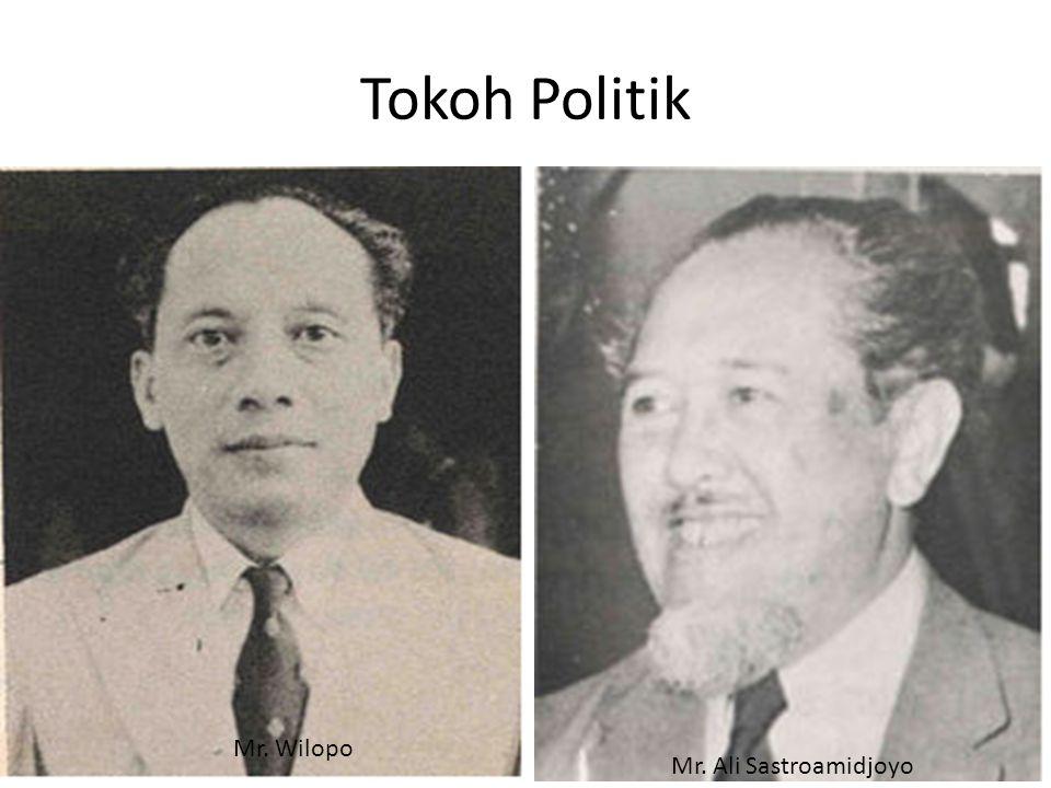 Tokoh Politik Mr. Burhanuddin Harahap Sekjend PBB U Thant