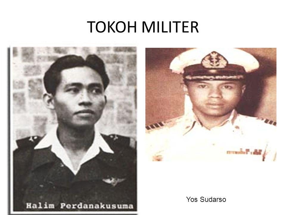 Tokoh Militer Leo Wattimena