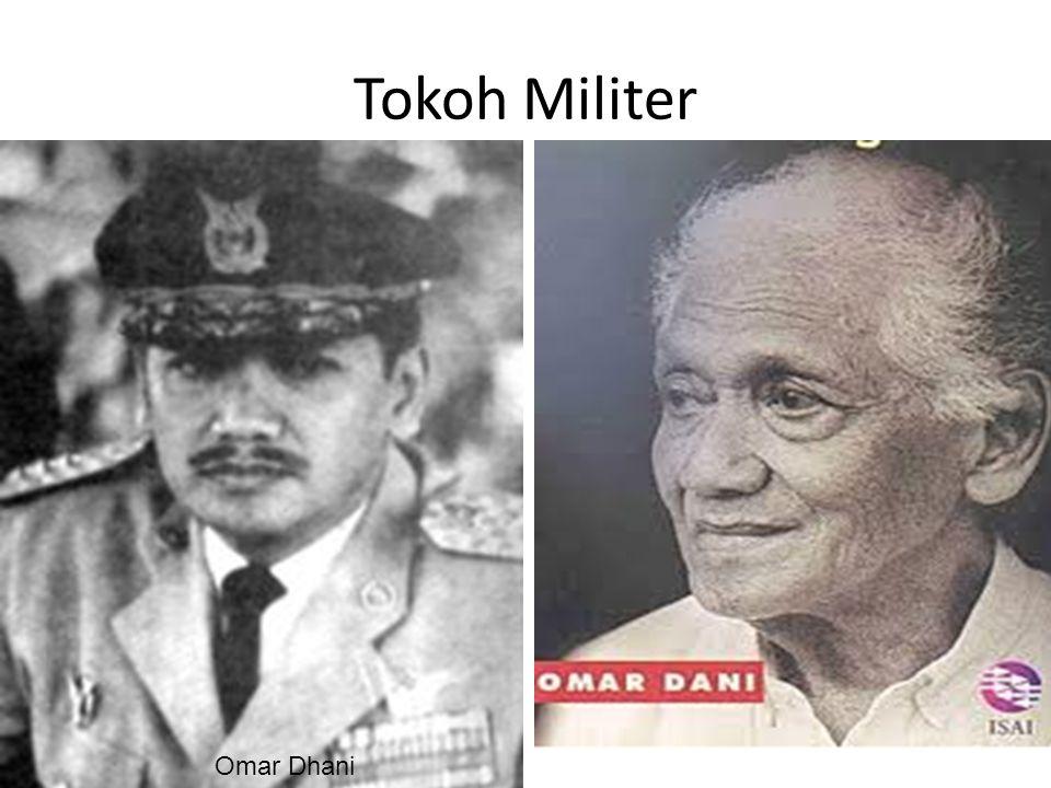 Tokoh Militer Omar Dhani