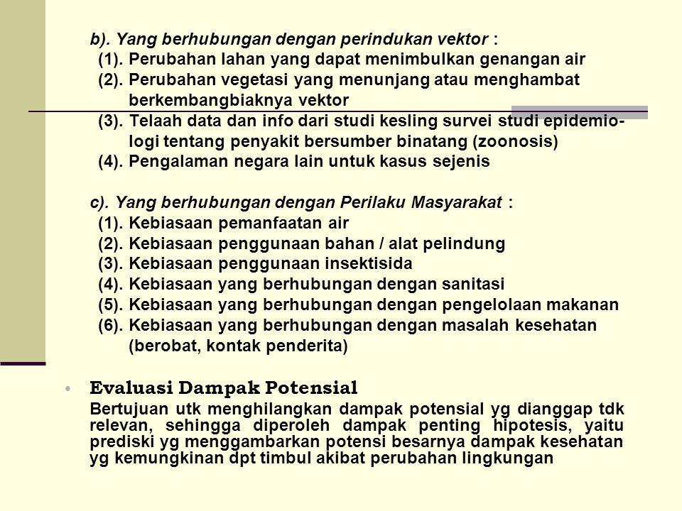 DASAR PENILAIAN DOKUMEN ADKL ( BERHUBUNGAN DENGAN AMDAL )  PENDAHULUAN DASAR HUKUM DIBERLAKUKANNYA ADKL UNTUK AMDAL ADALAH PASAL 15 UNDANG-UNDANG No.