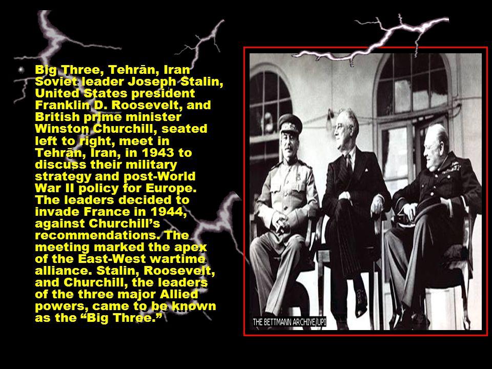 Tahun 1943 1)2 Februari, pasukan Jerman menyerah di Stalingrad 2)13 Mei, pasukan Sentral di Afrika Utara menyerah 3)4 Juli, pasukan Jerman menyerang k