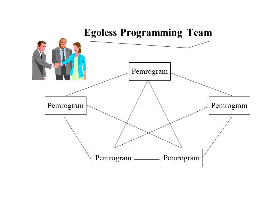 Egoless Programming Team Pemrogram