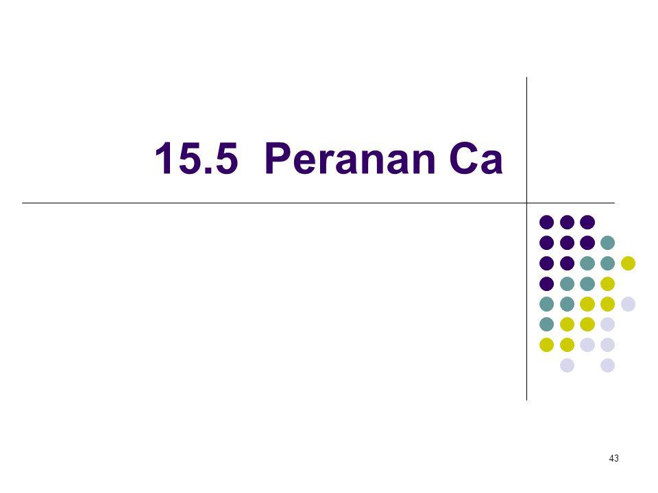 43 15.5 Peranan Ca