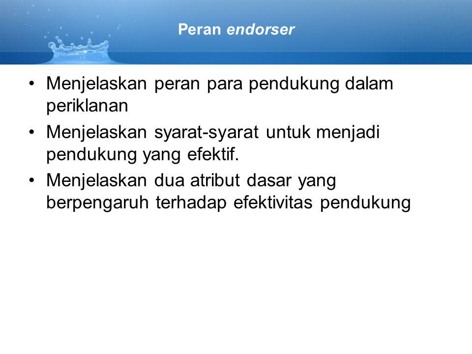 Endorser