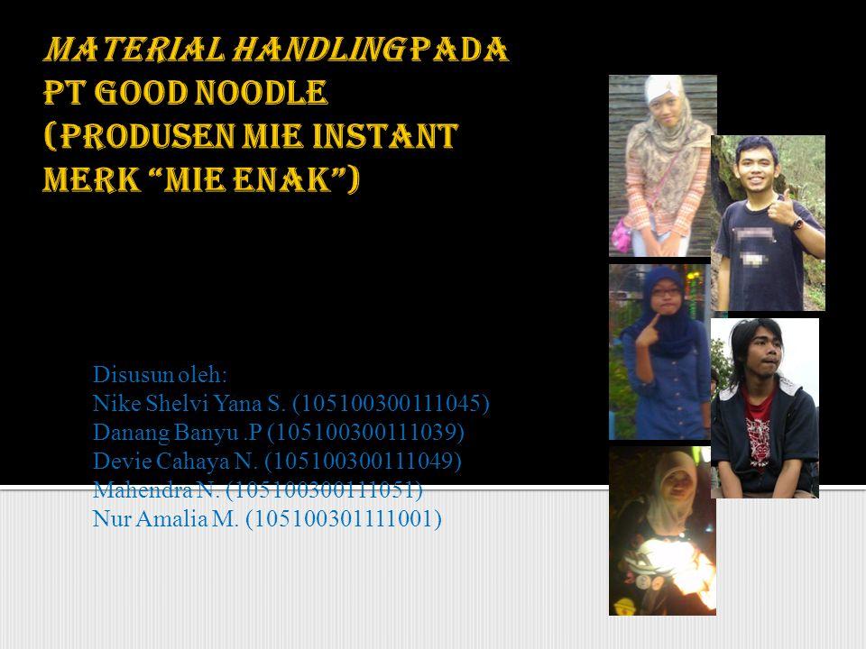 Disusun oleh: Nike Shelvi Yana S. (105100300111045) Danang Banyu.P (105100300111039) Devie Cahaya N. (105100300111049) Mahendra N. (105100300111051) N