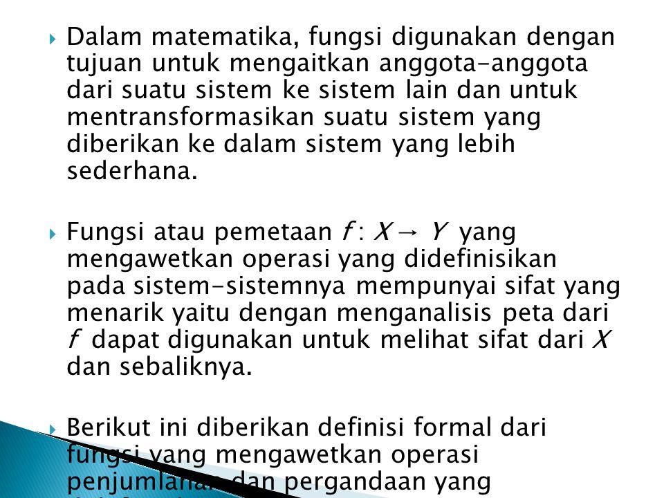 Definisi XIV.1 Diketahui A dan B ring.