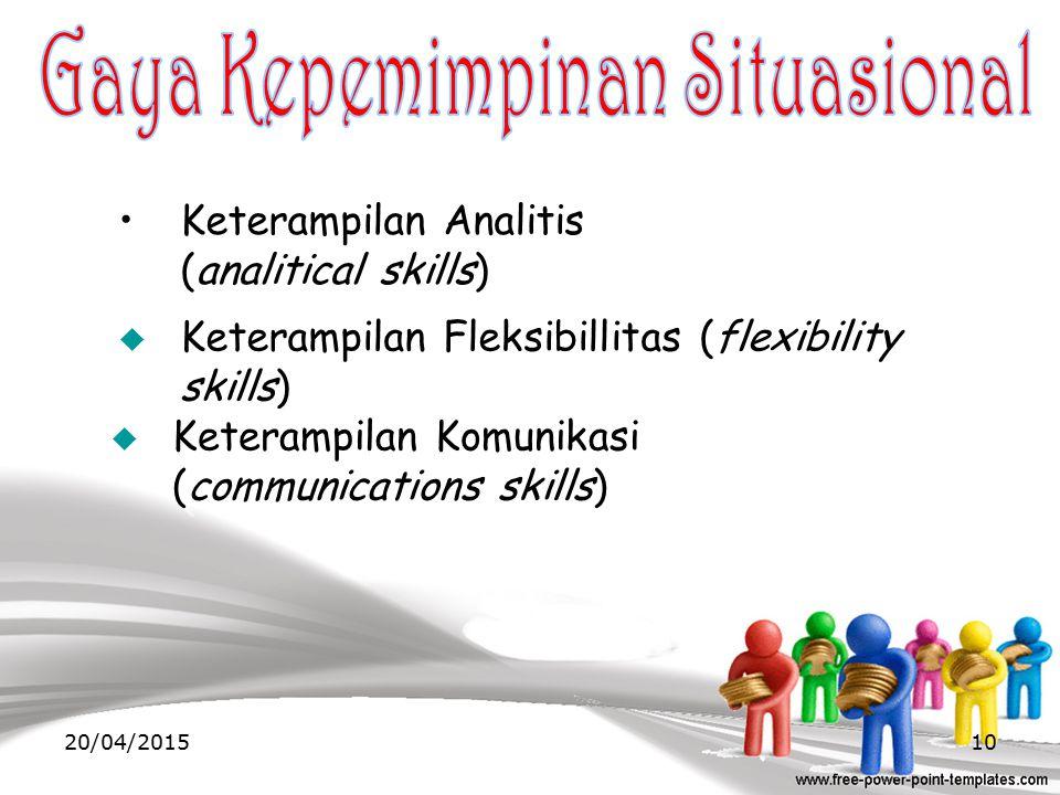 3.Karyawan telah mengenal teknik-teknik yang dituntut dan telah mengembangkan hubungan yang baik dengan seorang manajer 4.Karyawan telah memahami deng