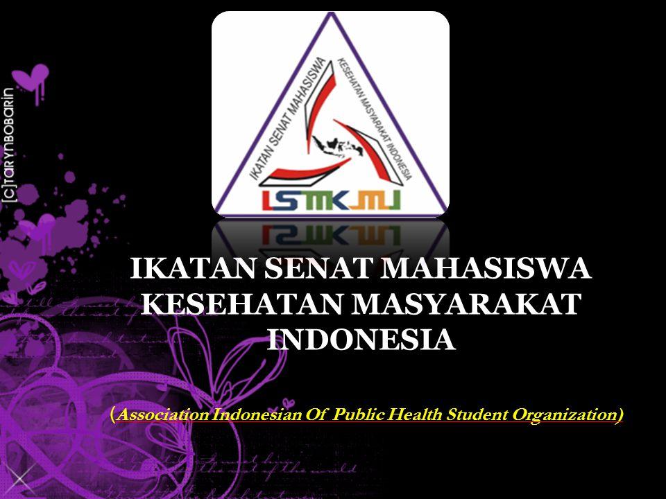 Saat ini terdapat 140 institusi kesmas di Indonesia dan sebanyak 38.135 mahasiswa kesmas di seluruh Indonesia.