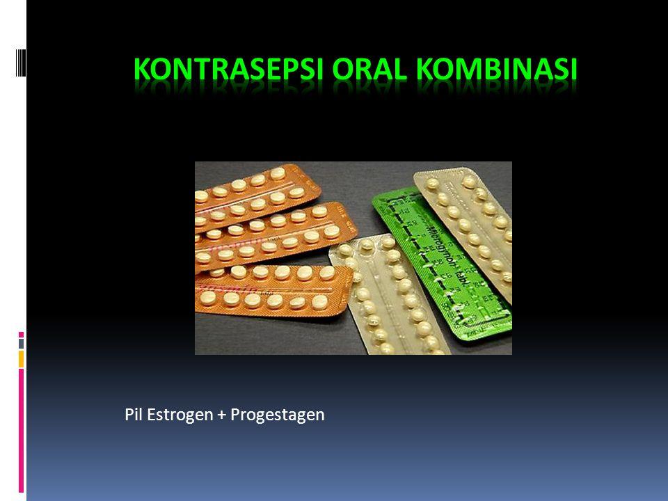 Pil Estrogen + Progestagen