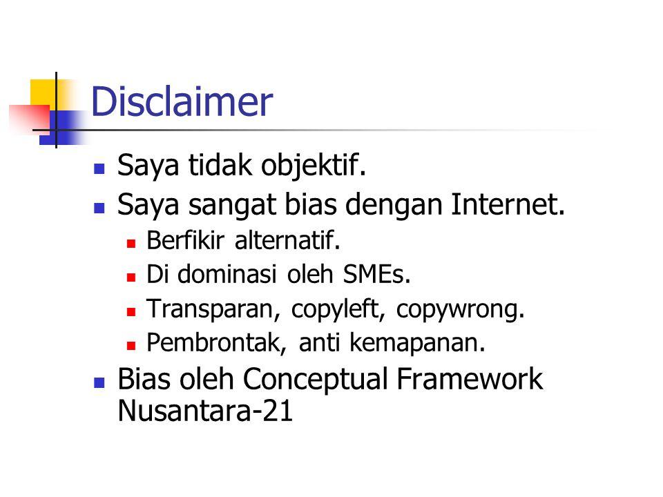 Restrukturisasi & Privatisasi Telekomunikasi Indonesia Onno W. Purbo Onno@indo.net.id Pensiunan PNS