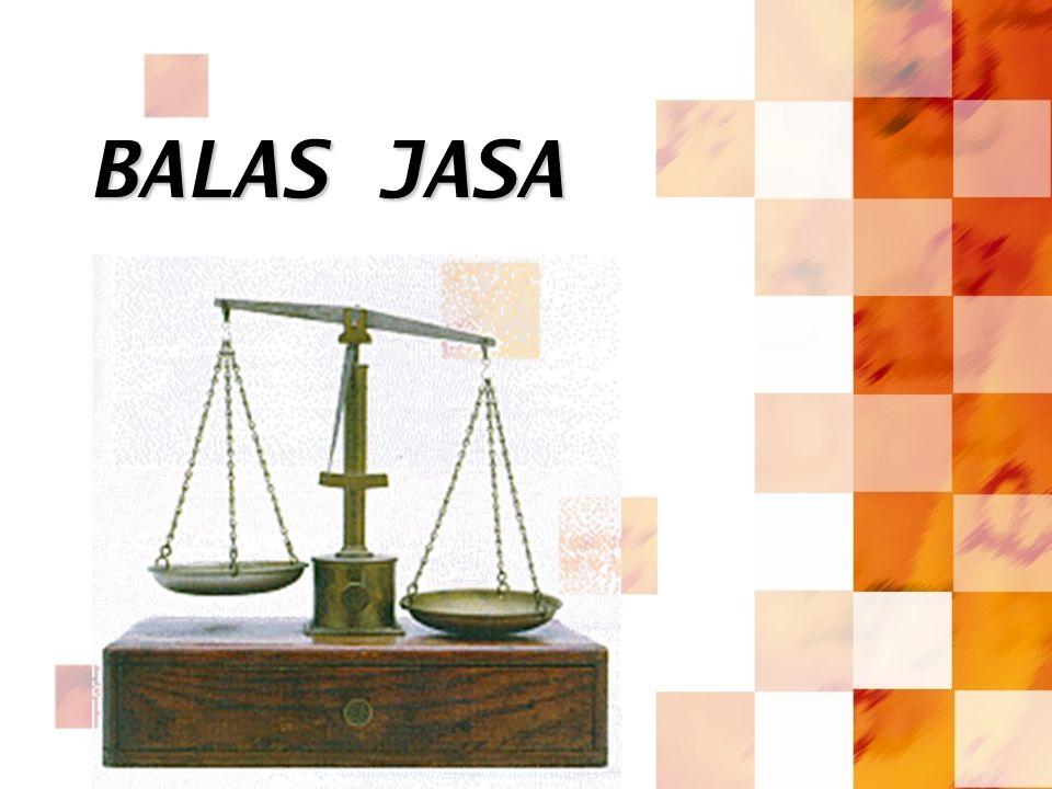 BALAS JASA