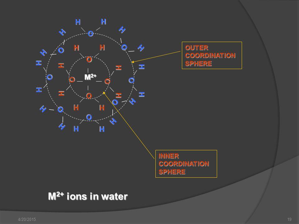 Proses hidrasi dan energi hidrasi Proses hidrasi adalah proses ketika kation dalam fasa gas atau anion dalam fasa gas bereaksi dengan air sehingga dih