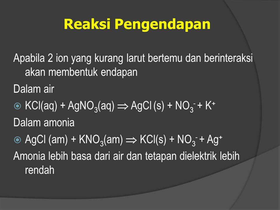 Reaksi netralisasi  Menurut Bronsted, netralisasi adalah proses dimana asam bereaksi dengan basa menghasilkan asam dan basa yang lain atau reaksi ant