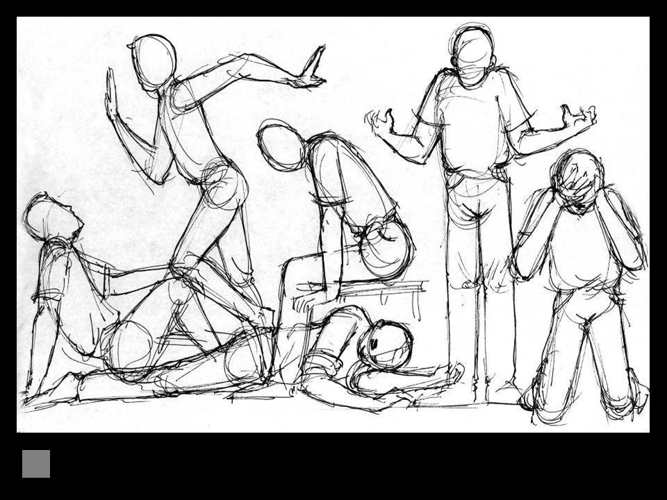 Komponen Illustrasi Gesture: Gerakan tangan/lengan atau tubuh yang meng-ekspresikan arti atau untuk memberikan tekanan dalam berbicara American Herita