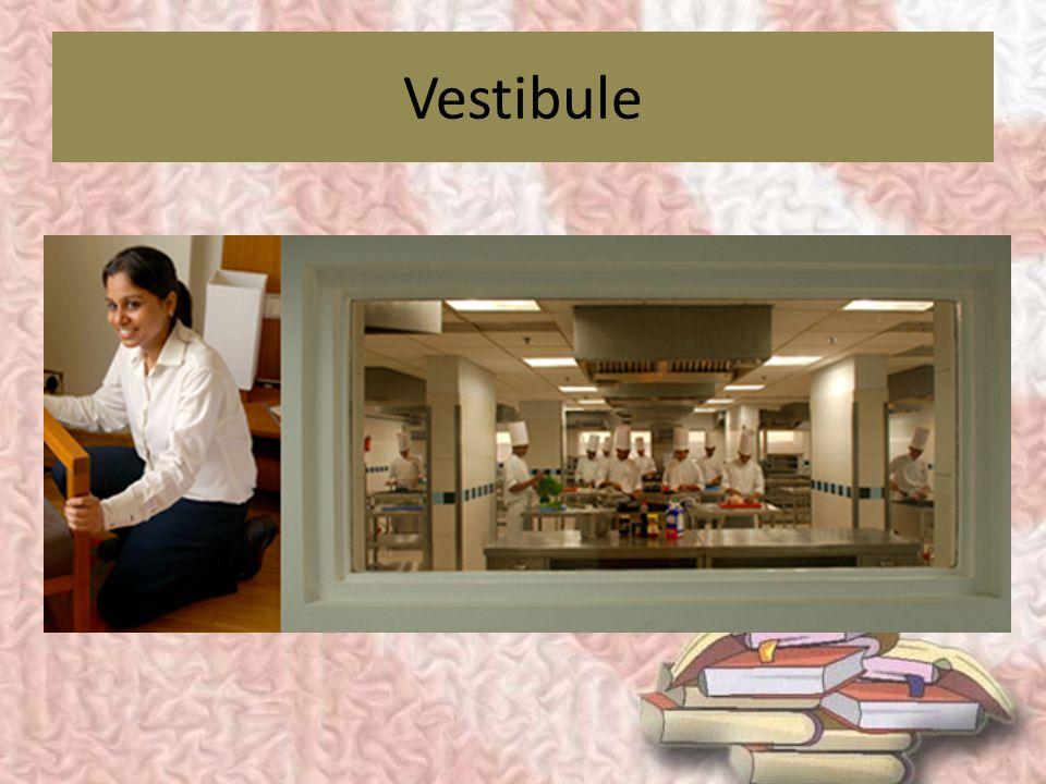 4. Pelatihan vestibule  menggunakan alat dan tempat tersendiri untuk simulasi  menggunakan alat dan tempat tersendiri untuk simulasi  memerlukan bi