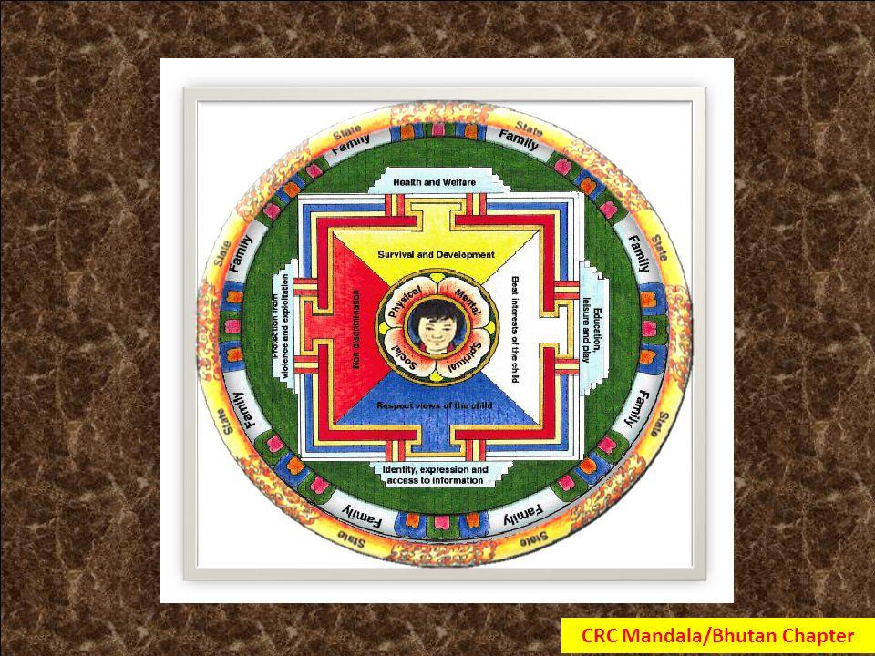 CRC Mandala/Bhutan Chapter