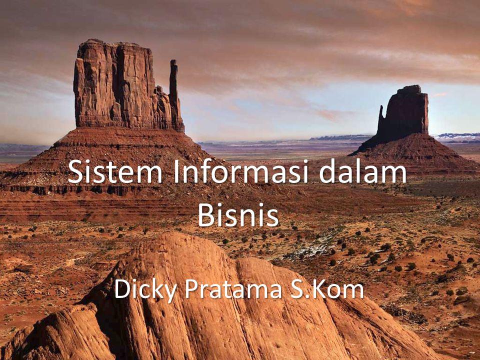 Sistem Informasi.