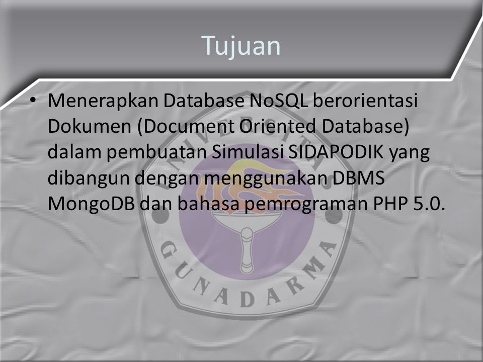 Input Data Sekolah