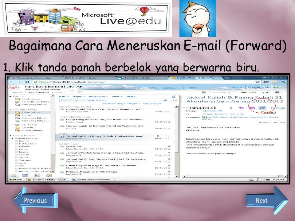 3. Anda tinggal mengetik apa yang ingin anda balas didalam kolom tempat menulis email. Lalu klik Send.