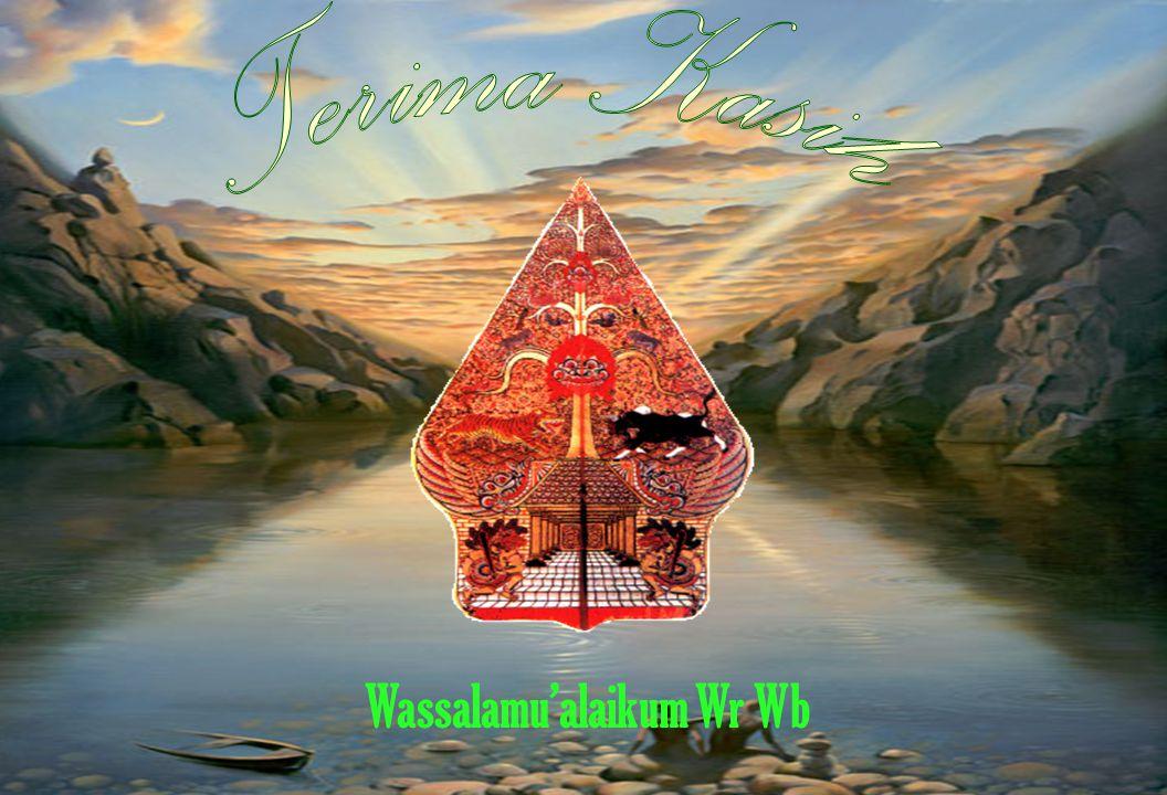31 Wassalamu'alaikum Wr Wb