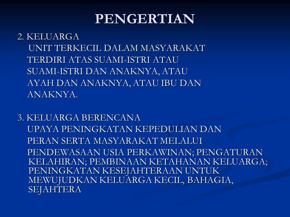 PENGERTIAN 4.