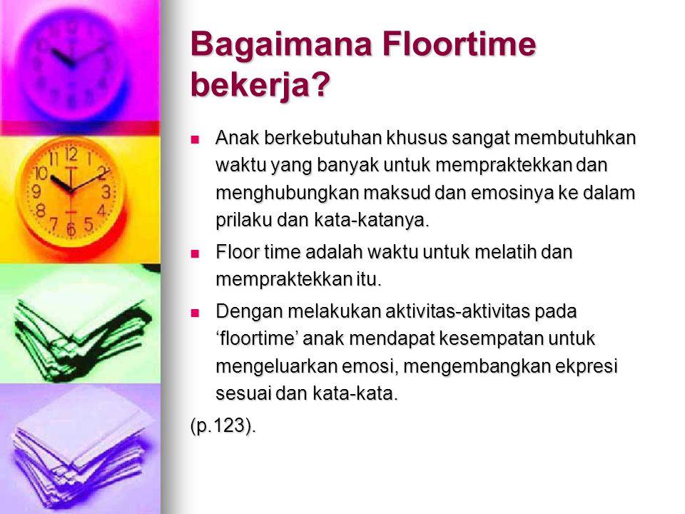 Bagaimana Floortime bekerja.