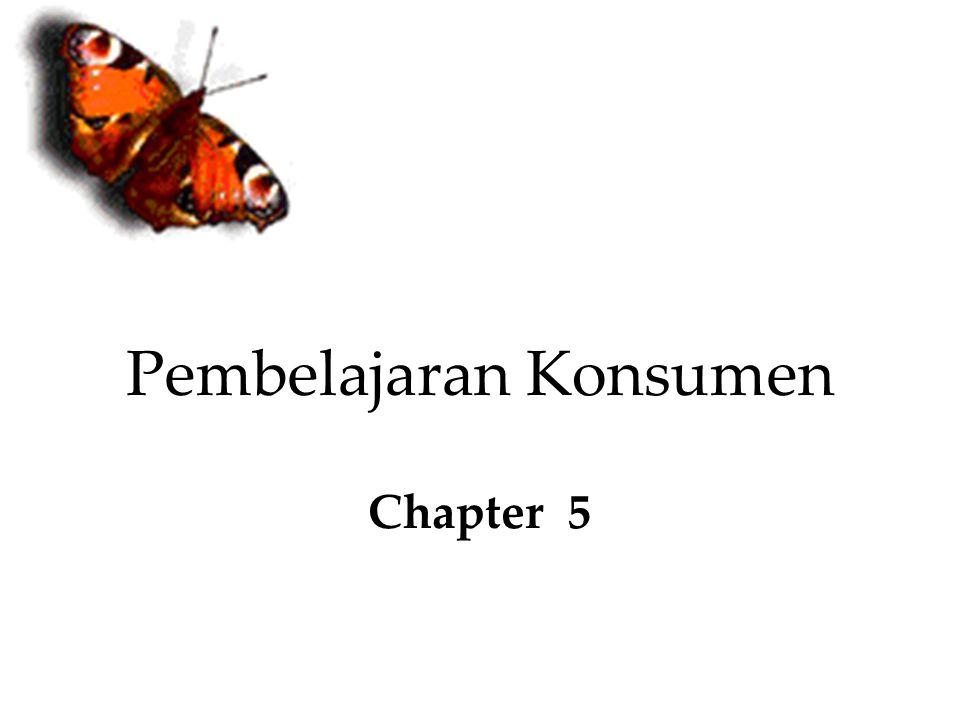 4/20/2015ratnaj@stmik-mdp.net1 Pembelajaran Konsumen Chapter 5