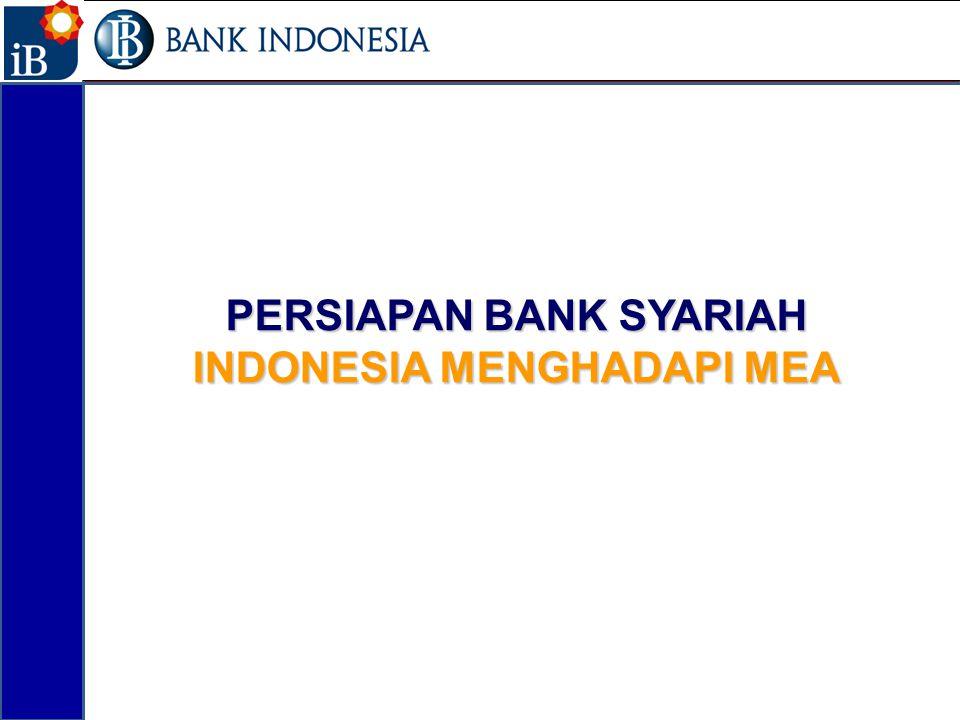 PERSIAPAN BANK SYARIAH INDONESIA MENGHADAPI MEA 21