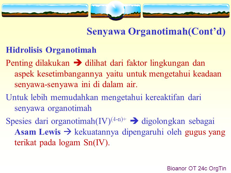 Bioanor OT 35 OrgTin 3.