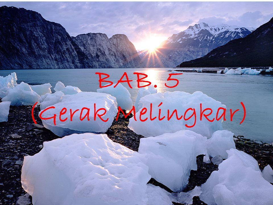 4/20/20151 BAB. 5 (Gerak Melingkar)
