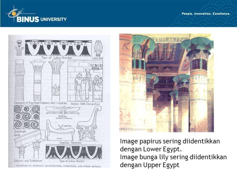 43 Ornamen Mesir MESIR | ornamen Sumber: Owen Jones:- The Grammar of Ornament (1856)