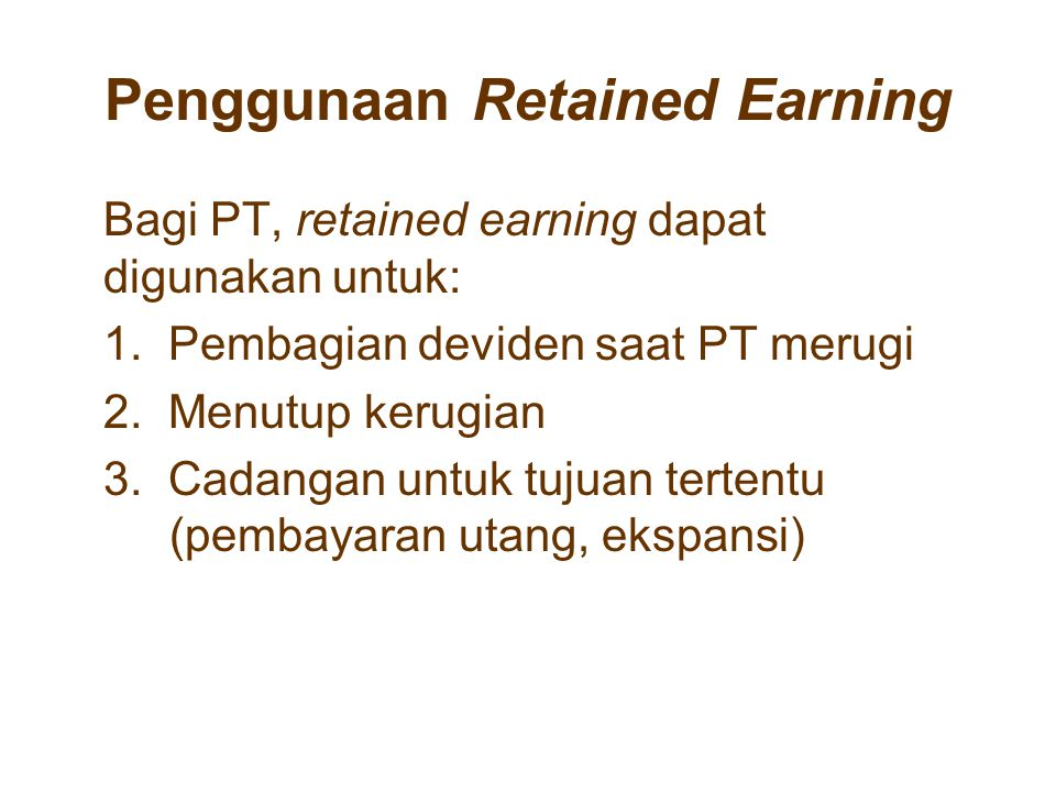 Journal at Jan 5 th, 2007 Dividend payable Rp 10.000.000 Stock capitalRp 10.000.000 (To record stock dividend, 50% from par value)