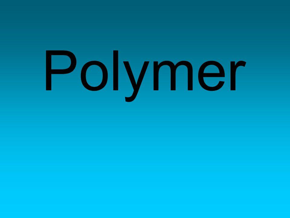 Material - Thermoplastic Sekitar 85% dari konsumsi bahan plastik dunia terdiri dari 4 macam polymer.
