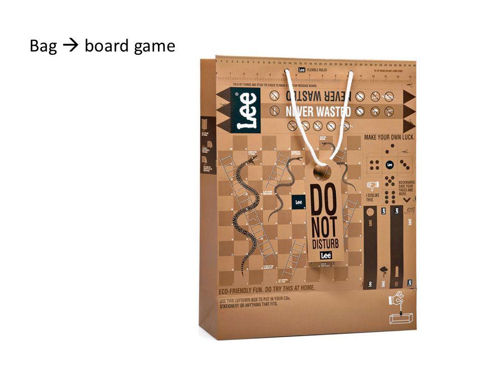 Bag  board game