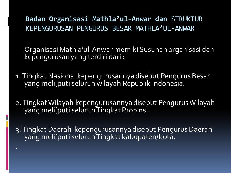 DEWAN PENASEHAT Ketua : H. Wiranto, S.IP Anggota-anggota : 1. Drs. KH. Ismael Hasan, SH 2. KH. Hilmi Aminudin 3. KH. Wahid Sahari, MA 4. DR. Abdul Gha