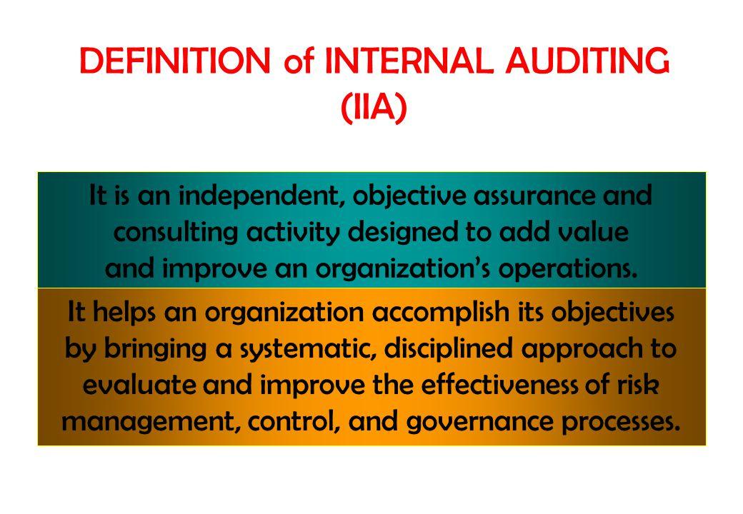 PERSAMAAN AUDIT INTERN dan AUDIT EKSTERN 1.Latar belakang pendidikan dan pengalaman kerja dibidang akuntansi, keuangan, perpajakan, manajemen dan komputer 2.Membuat audit plan dan program audit secara tertulis 3.Prosedur audit dan hasil audit didokumentasikan dalam kertas kerja 4.Staf audit melakukan Continuing Professional Education (Pendidikan Profesi Berkelanjutan) 5.Mempunyai Audit Manual (pedoman pelaksanaan pemeriksaan), Kode Etik dan Sistem Pengendalian Mutu