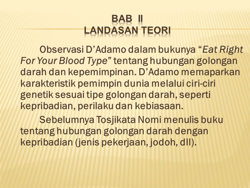 Jenis penggolongan darah yang paling penting adalah penggolongan ABO dan Rhesus (Faktor Rh).