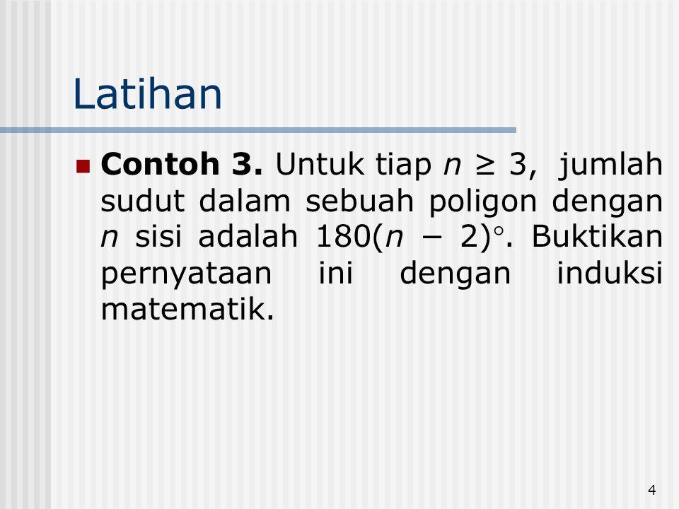 4 Latihan Contoh 3.