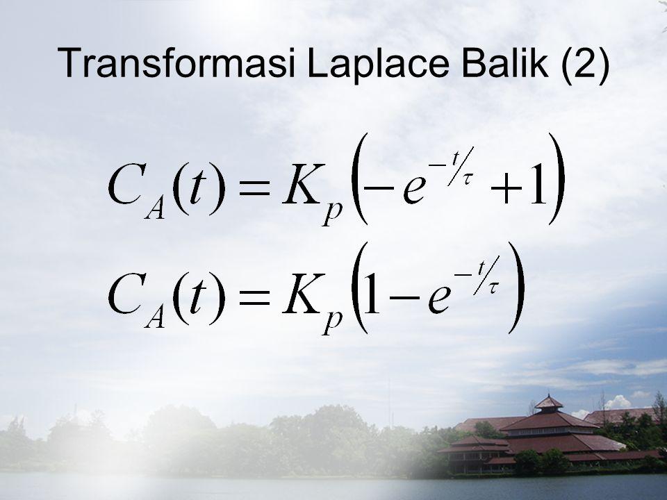Transformasi Laplace Balik (2)