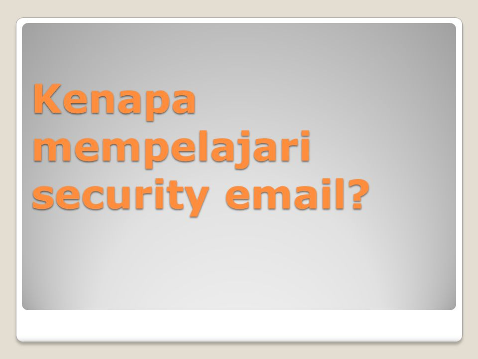 E-mail Risks Serangan terhadap e-mail berfokus pada :  Pengiriman dan eksekusi malicious code (malcode)  Basic e-mail hanya berupa teks ASCII yang tidak dapat langsung dieksekusi  Serangan malcode (virus etc.) dapat dilakukan dengan menggunakan attachment pada e-mail  Collaboration tool (seperti Microsoft Outlook) dapat langsung menjalankan malcode yang di-attach pada suatu e-mail  Kebocoran informasi yang sensitif  E-mail dikirimkan sebagai clear text