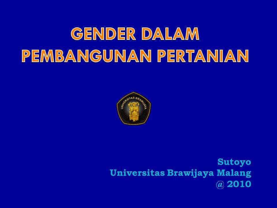 Sutoyo Universitas Brawijaya Malang @ 2010